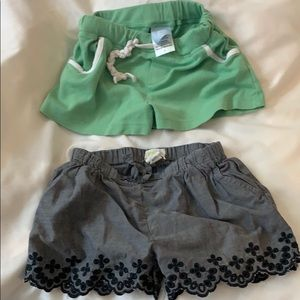 Other - Two pairs size 3 shorts